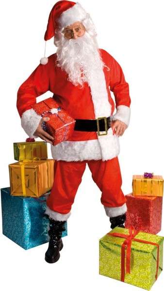 Old Santa Santa Claus costume