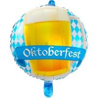 Oktoberfest Ballon Bier Liesl 43cm
