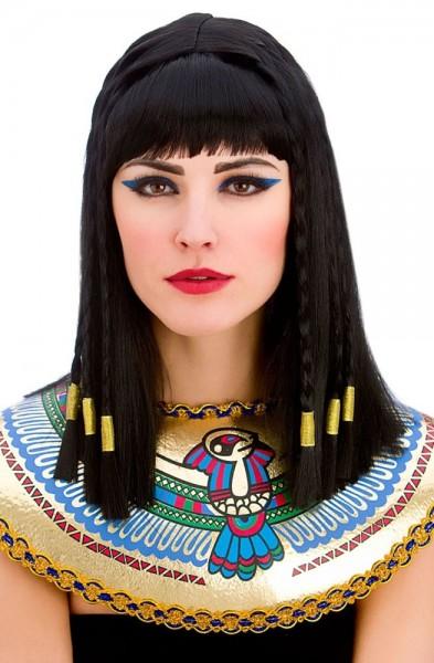 Egyptische Cleopatra-pruik