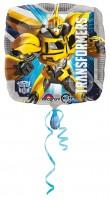 Eckiger Folienballon Bumblebee & Prime