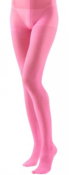 Collant rose scintillant Chiara 40 DEN