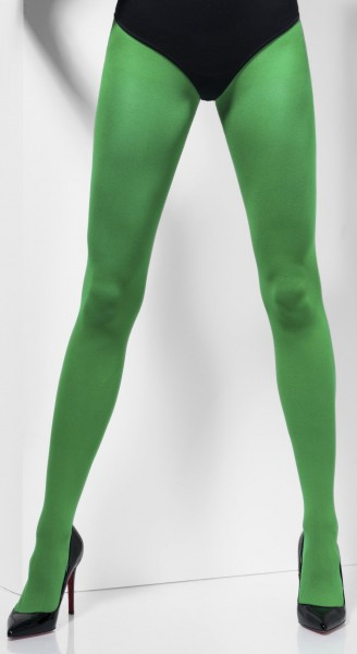 Collants verts Thea