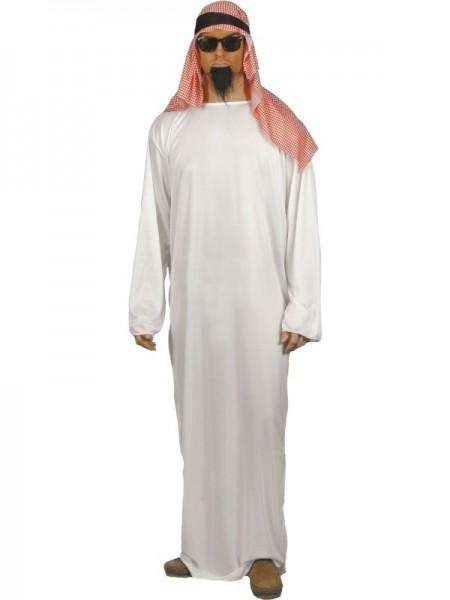 Al Zazir Sheikh-kostuum