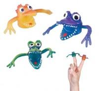 Fingerkuppen Monster Mitgebsel