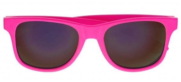 Pinke 80er Jahre Brille