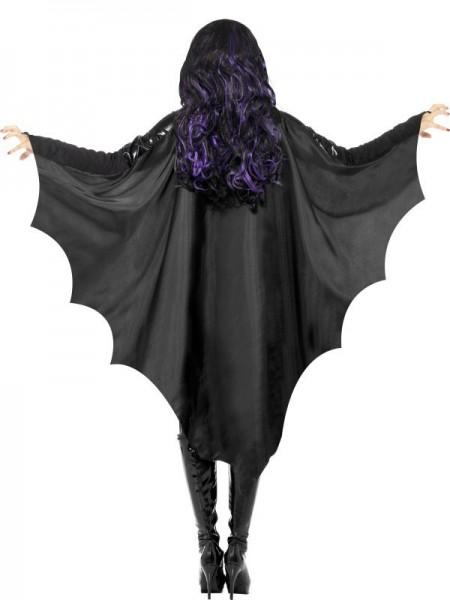 Shiny bat cloak