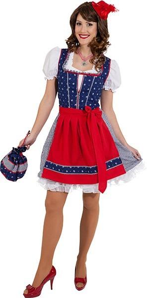 Trachtenlady Julietta Dirndl Kostüm