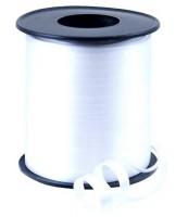 91m Weißes Geschenkband London 5mm