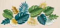 13 Dschungel Fieber Wandbilder