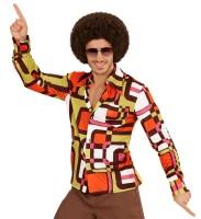 Discofieber 70er Hemd für Herren