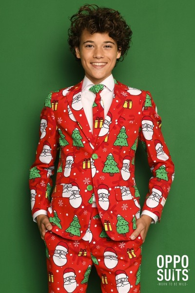 OppoSuits convient à Teen Boys Holiday Hero