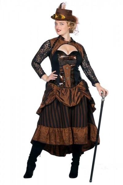 Steampunk Lady Melinda Damenkostüm