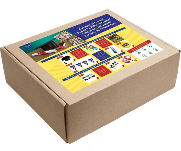 Abschlussfeier Online Party Paket