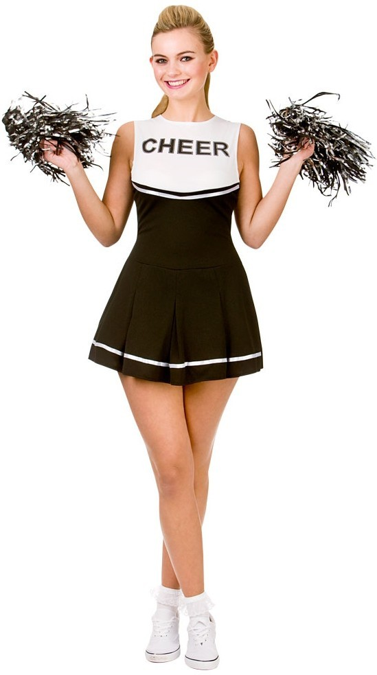 High School Cheerleader Kostum Heather Party De