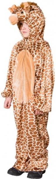 Plüsch Giraffe Kinderkostüm