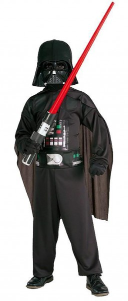 Dark Darth Vader Kids Costume