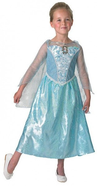 Eisköniginnenkleid Elsa Für Kinder