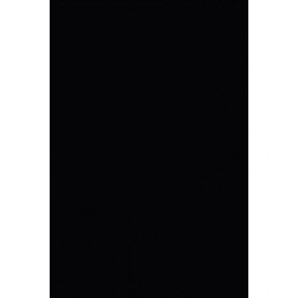 Klassische Folien Tischdecke Schwarz 137x247cm 1