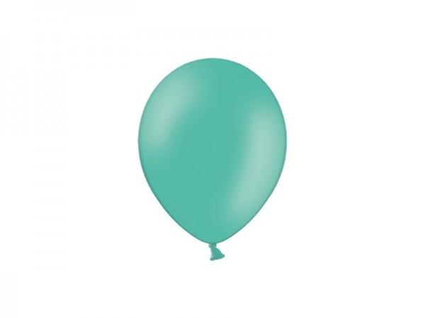 100 Mint Ballons 12cm