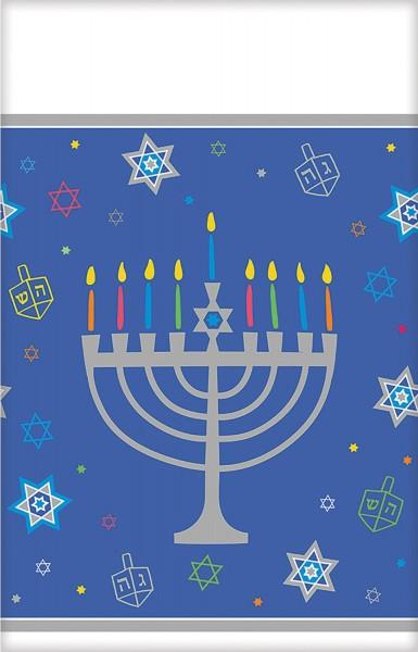 Mantel Hanukkah 2,43 x 1,37 m