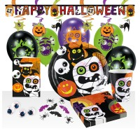 Party Set Halloween Kids 68-teilig