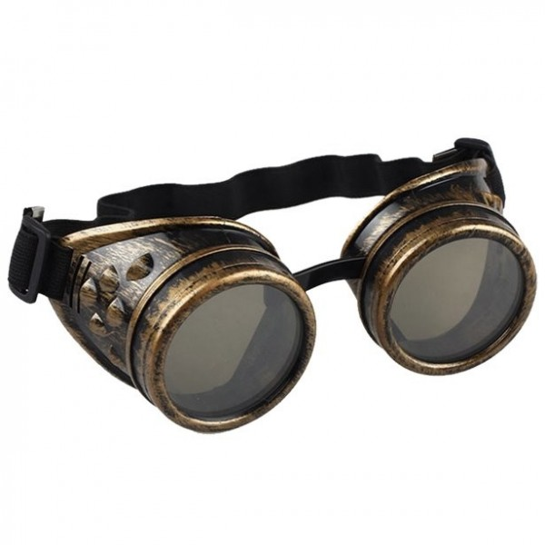 Steampunk Schutzbrille