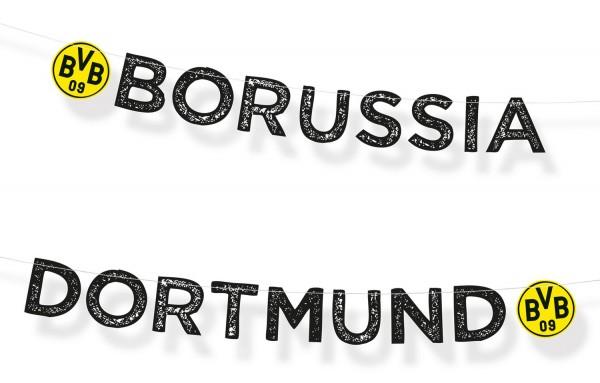 Guirnalda del BVB Dortmund 1,8 m