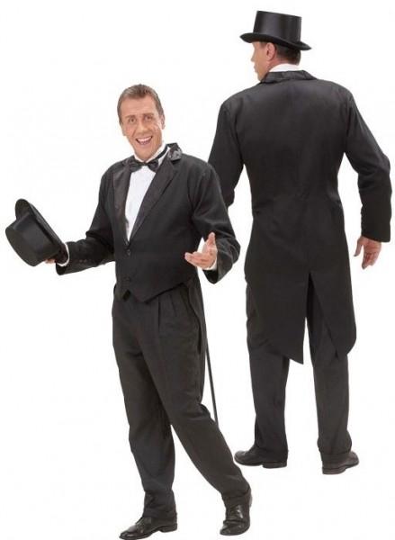Elegant men's tailcoat Edwin