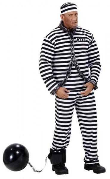 Gefängniskugel Fußfessel Aufblasbar