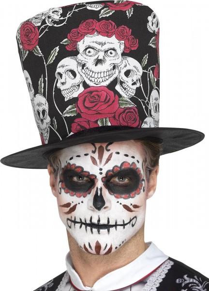 Enrique Dance Of The Dead Top Hat