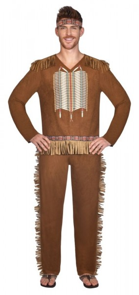 Costume indien pour hommes