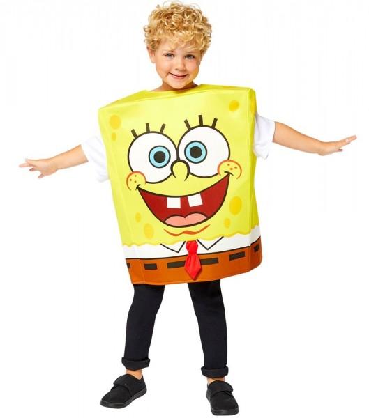 Spongebob Schwammkopf Kostüm für Kinder