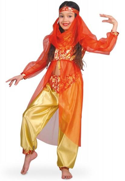 Padma Bollywood Kinderkostüm