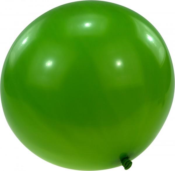 XXL ballon groen 61cm