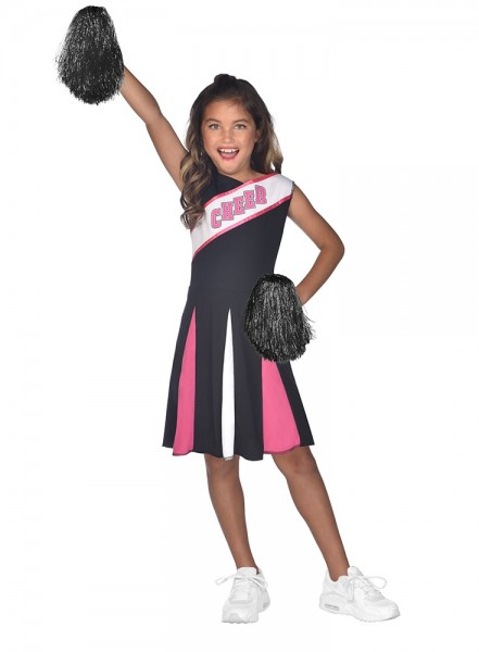 Cheerleader Charlie Children's Costume