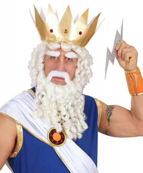 God Of The Seas Pruik