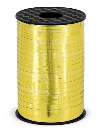 Nastro regalo Hong Kong oro metallizzato 225m