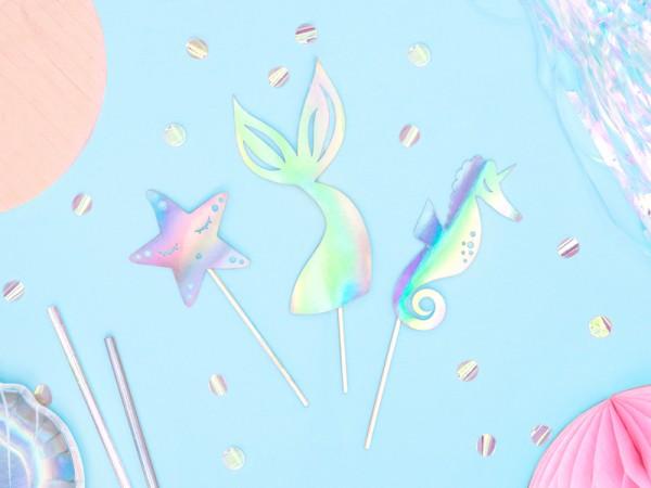 Mermaid Princess Partydeko 3-teilig 6