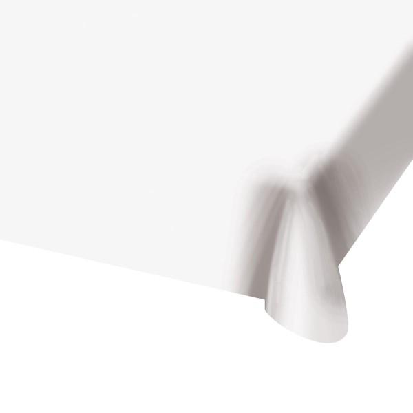Tischdecke Cleo weiß 1,37 x 1,82m
