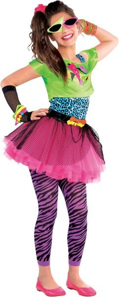 80s dance girl costume