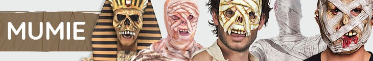 Mumien Kostüme & Zubehör