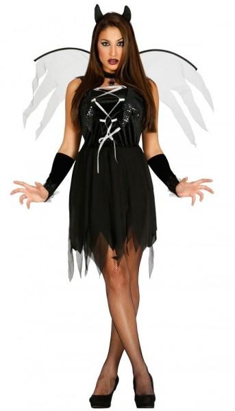 Bianca Black Devil Damenkostüm