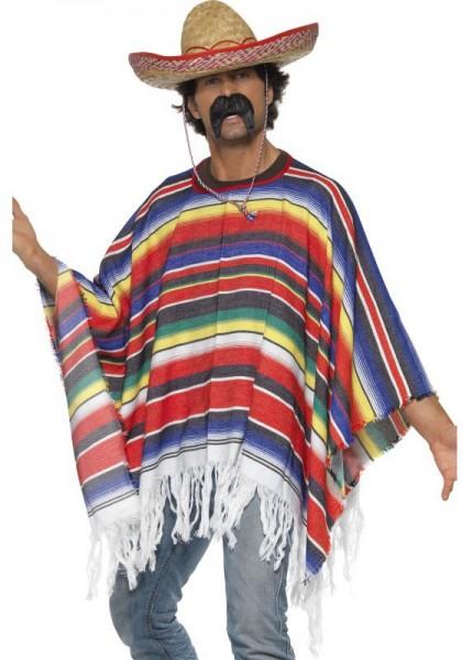 Mexikanischer Poncho Rodriguez