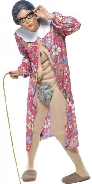 Huch Die Nackte Oma Kostüm