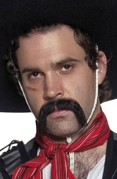 Bandit Schnurrbart Carlos