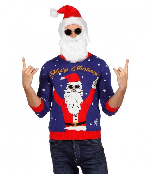 Rocky Merry Christmas Weihnachtspulli