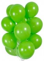 30 Ballons in Grün 23cm
