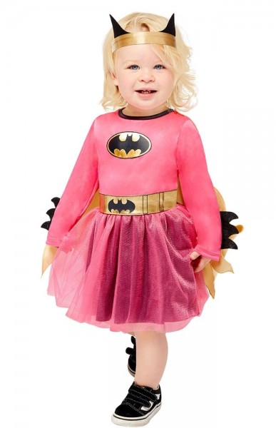 Mini Batgirl Costume Girls