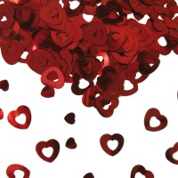 Herzenslust Streudeko weinrot 14g