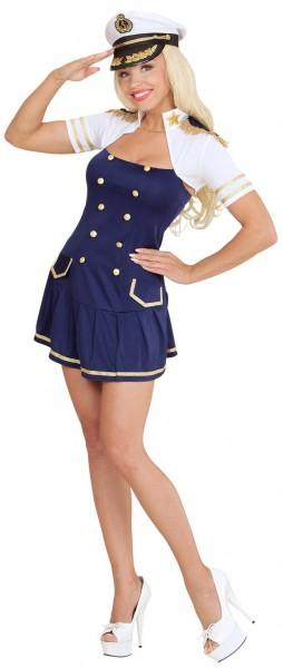 Navy Girl Damenkostüm